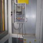 Рисунок 7 – Установленный датчик сигнализации загазованности ДТХ-150. Решетка вентиляционного дефлектора