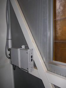 Рисунок 10 – Операторское отделение. Установленный котел